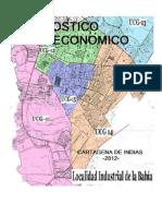 DIAGNOSTICO  Localidad Industrial de la Bahía