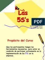 Las 5S's