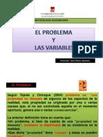 El Problema y Las Variables