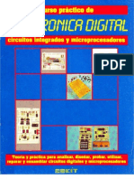 Curso de Electronica Digital Cekit - Volumen 2