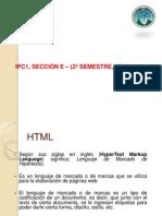 Clase 1 HTML