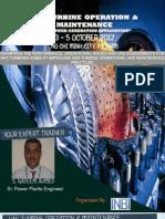 Gas Turbine Operation and Maintenance