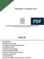 Course File