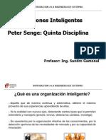 IIS - Organizaciones Inteligentes y 5a Disciplina