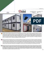 Balat Modulos Prefabricados Introducción Construcción Modular.