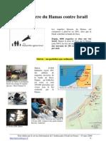 La guerre du Hamas contre Israël