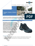 Sapato Outdoor Athletic - Timberland Pro