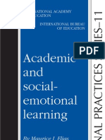 Academic and Social-emotional Learning