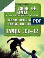 James Series Sermon Notes Wk 5 Sun Sept 9 2012