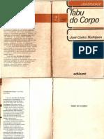 Tabu Do Corpo - Livro Inteiro-1