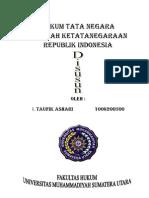 Sejarah Ketatanegaraan Republik Indonesia1HTN