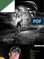 Routeboek Tour de France 2013