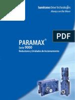 Catalogo Sumitomo Paramax Serie 9000