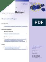 Newsletter Tirol in Europa am 24.Oktober 2012