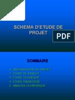 Schema d Etude de Projet