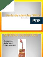 sistema digestivo 5ºa pia y lautaro