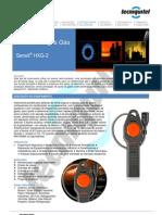 Detector Fugas Gás - Sensit HXG-2