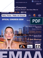 Official Program EMAA IHSMC Paris 2012