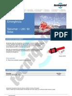 Sinalizador Emergência Seculux L90-92