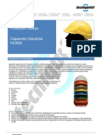 Capacete Industrial HC600