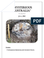 Mysterious Australia Newsletter - July 2012
