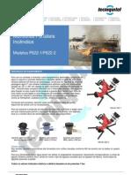 Monitores Portáteis P622-1 e P622-2