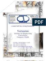 VARTANIAN Company Profile