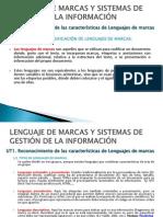 LENGUAJES DE MARCAS Y SGI