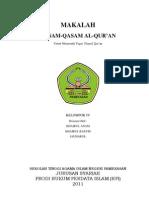 sampul QASAM