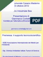 PRESENTAZIONE_Cesano_23ottobre12