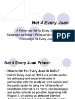 Net 4 Every Juan Primer