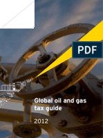 EY Oil Gas Tax Guide 2012