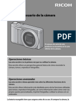 Manual de Camara Ricoh Cx4_es