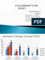 EEG – Germany's Renewable Energy Source Act –