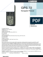 Manual GPS72 Portugues