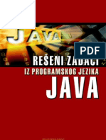 Laslo Kraus Reteni Zadaci Iz Programskog Jezika Java Drugo Izdanje
