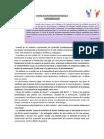 DISEÑO DE INTERVENCIÓN PEDAGÓGICA