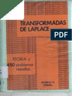 Transformadas de Laplace - Murray Spieguel, Serie Schaum