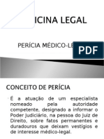 AULA 1 - PERÍCIA MÉDICO LEGAL (1).ppt