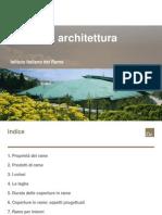 Il Rame in Architettura