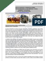183. MARTIN FIERRO Y VIZCACHA,  LOS CONSEJOS Y DOS FORMAS DE ORGANIZACION DE LA VIDA