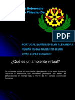 Arquitecturas de referencia para ambientes virtuales de aprendizaje