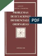 Problemas Ecuaciones Diferenciales Ordinarias. Kiseliov-Krasnov-Makarenko