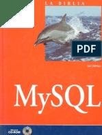 La Biblia MySQL