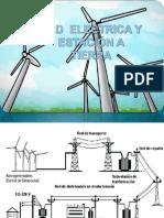 Red Electrica y Estacion a Tierra