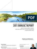 Allegheny Conference - 2011 Annual Report