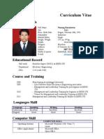 CV nanang