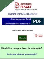 EFA-Piaget-Silves-Apresentação-22-10-2012