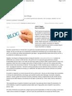 Ejecutivos Con Blog Lanacion d10