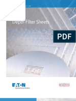 Eaton BECO Depth Filter Sheets (English US)